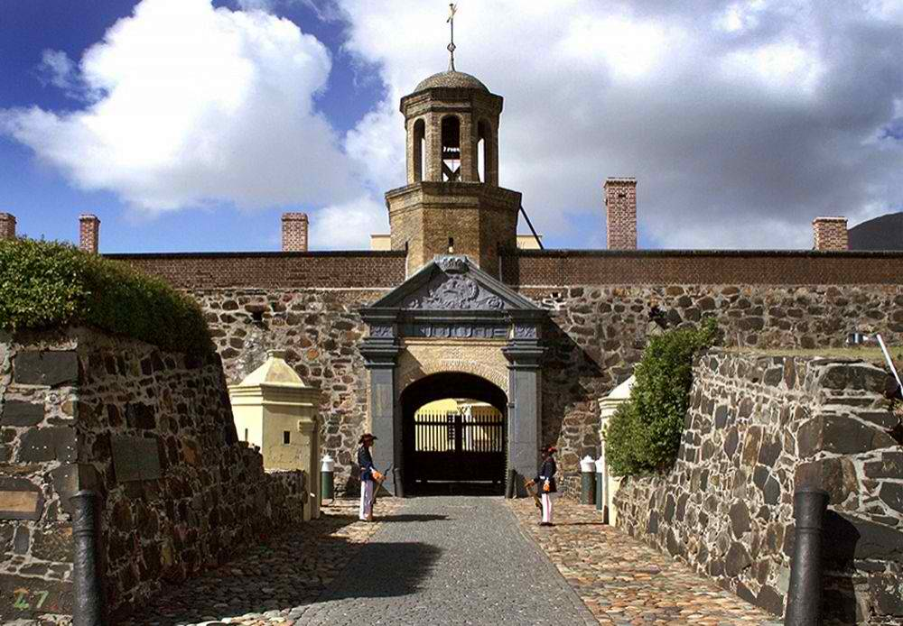 castle of good hope entrance